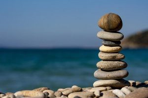 Balanced Stones - Unshakable Confidence in Yourself