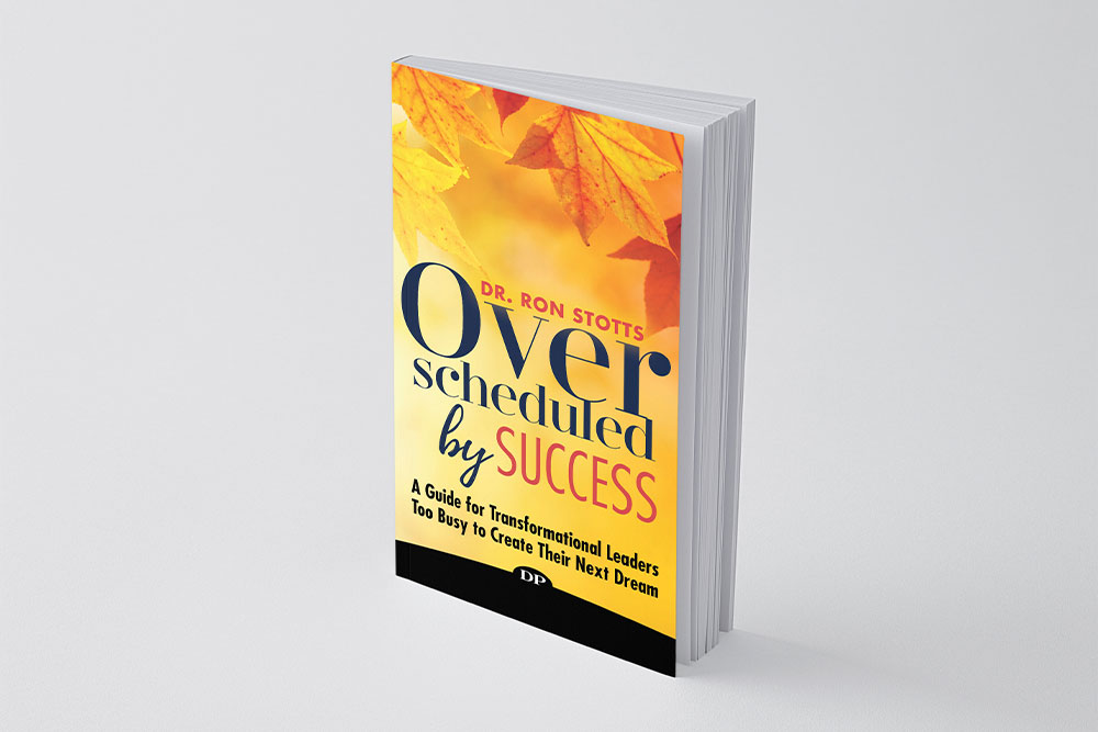 Overscheduled by Success: Dr. Ron Stotts